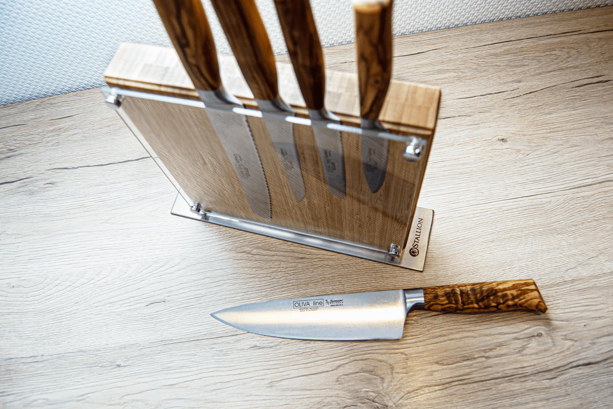 Foto von Küchenmessern